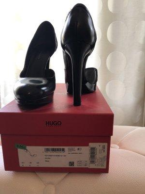 Hugo Boss High Heels black