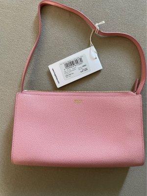 Hugo Boss Mini sac rose clair