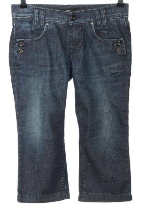 Hugo Boss 3/4 Length Trousers blue casual look