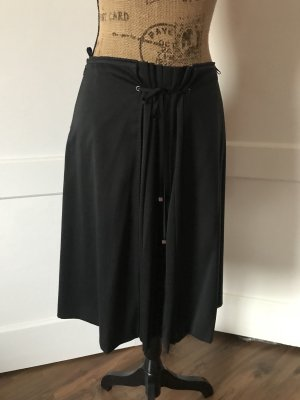 Hugo Boss Tweed Skirt black