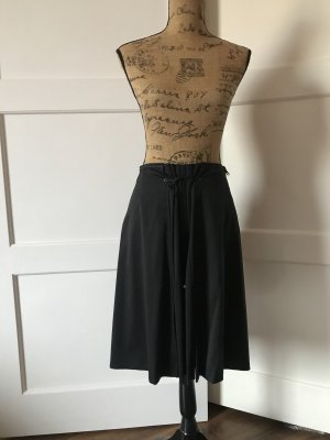 Hugo Boss Tweed rok zwart