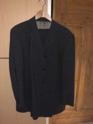 Hugo Boss Costume business gris anthracite-noir