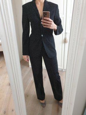 Hugo Boss Anzug schwarz