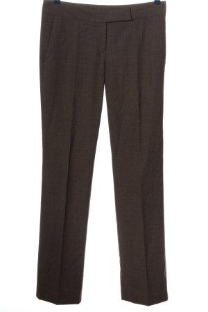 Hugo Boss Pantalone da abito marrone stile professionale