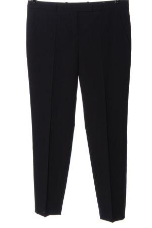 Hugo Boss Pantalón de vestir negro estilo «business»