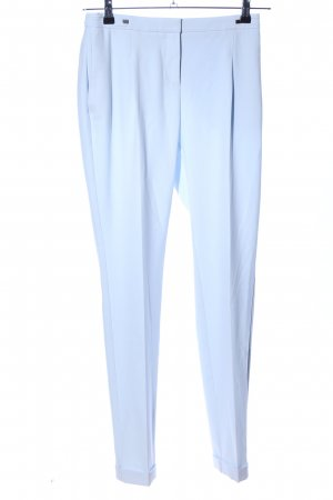 Hugo Boss Pantalón de vestir azul estilo «business»