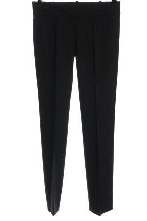 Hugo Boss Pantalone da abito nero stile casual