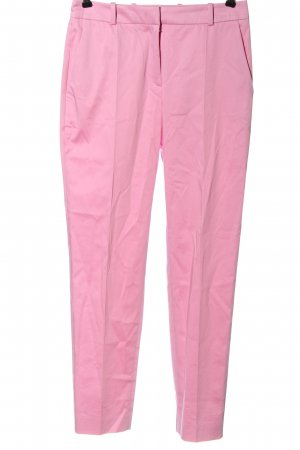 Hugo Boss Anzughose pink Business-Look