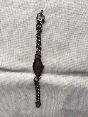 Hugo Boss Montre avec bracelet métallique marron clair