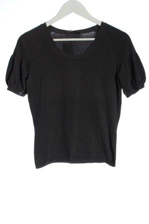 Hugo Boss Basic Shirt black casual look