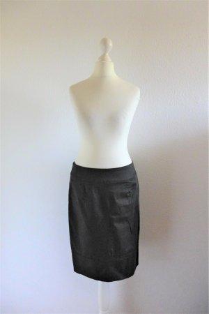 Hugo Boss Bleistift Rock Pencil Skirt dunkelbraun Gr. 36 S