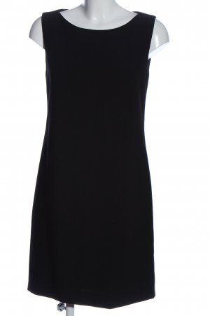 Hugo Boss Bleistiftkleid schwarz Casual-Look