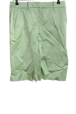 Hugo Boss Bleistiftrock grün Casual-Look