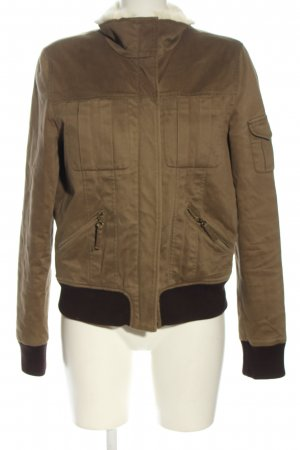 Hugo Boss Blouson brown casual look