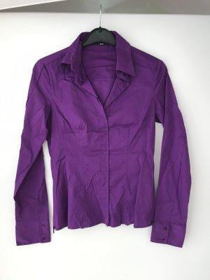 Hugo Boss Bluse lila