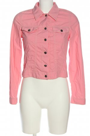 Hugo Boss Blusenjacke pink Casual-Look