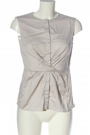 Hugo Boss Blouse topje wolwit casual uitstraling