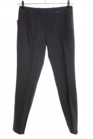 Hugo Boss Pantalón de pinza negro estilo «business»