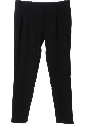 Hugo Boss Pantalon à pinces noir style décontracté