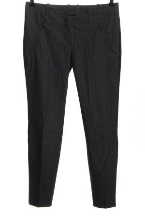 Hugo Boss Spodnie z zakładkami jasnoszary W stylu biznesowym