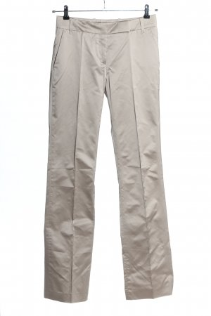 Hugo Boss Pleated Trousers light grey mixture fibre