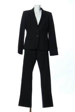 Hugo Boss Business-Anzug schwarz Business-Look
