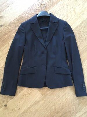 Hugo Boss Costume business noir-bleu foncé