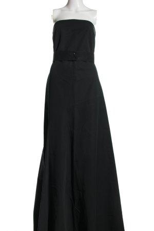 Hugo Boss Bustierkleid schwarz Elegant