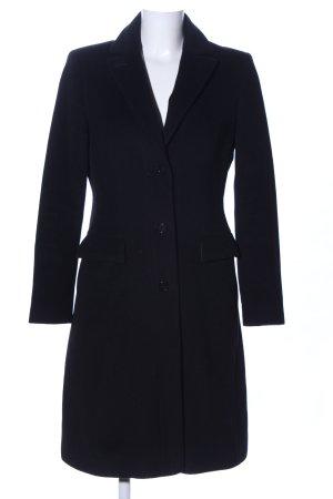 Hugo Boss Heavy Pea Coat black casual look