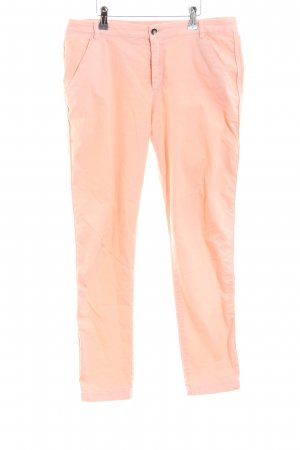 Hugo Boss Chinohose pink Casual-Look