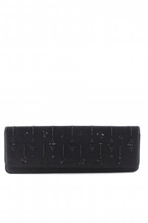 Hugo Boss Clutch schwarz Business-Look