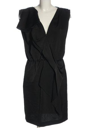 Hugo Boss Vestido de cóctel negro estilo «business»