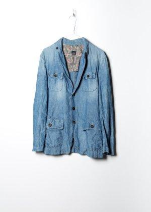 Hugo Boss Damen Jeanshemd in Blau