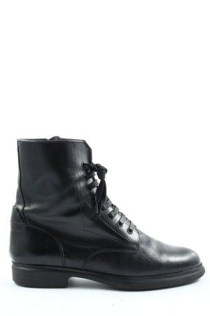 Hugo Boss Chukka boot noir style décontracté