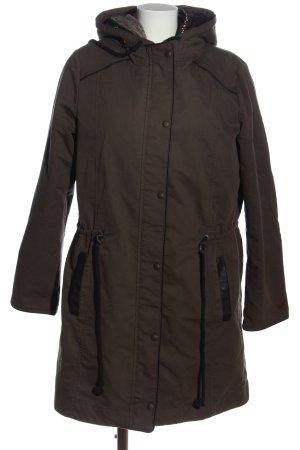 Hugo Boss Double Jacket brown casual look