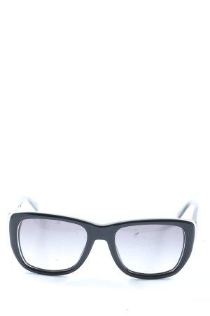 Hugo Boss Angular Shaped Sunglasses black casual look