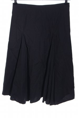Hugo Boss Plaid Skirt black casual look