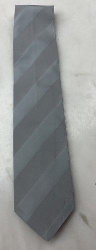 Hugo Boss Sciarpa di seta grigio chiaro-grigio Seta