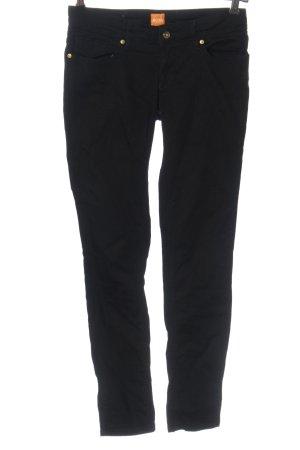 Hugo Boss Five-Pocket Trousers black casual look
