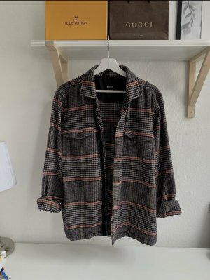 Hugo Boss Flannel Shirt multicolored