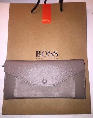 Hugo Boss Portafogli grigio-lilla-grigio