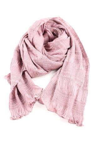 Hugo Boss Halsdoek roze casual uitstraling
