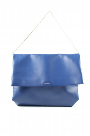 Hugo Boss Handtasche blau Casual-Look