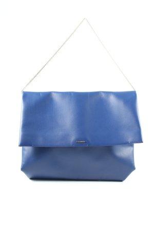 Hugo Boss Handtasche blau Casual-Look