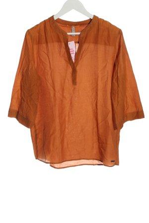 Hugo Boss Shirt Blouse light orange business style