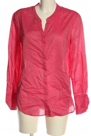 Hugo Boss Hemd-Bluse rot Casual-Look