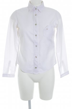 Hugo Boss Hemd-Bluse weiß
