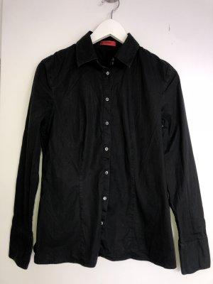 Hugo Boss Camisa de manga larga negro