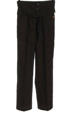 Hugo Boss High Waist Trousers brown business style