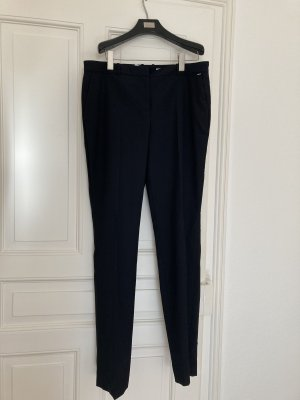 BOSS HUGO BOSS Peg Top Trousers black